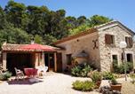Location vacances Tourtour - Villa Romane-1