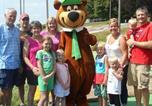 Camping avec Piscine États-Unis - Yogi Bear's Jellystone Park Camp-Resort Wisconsin Dells-3