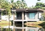 Villages vacances Damnoen Saduak - Thada Amphawa Resort-1