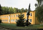 Villages vacances Bytów - Gryf Ośrodek Szkoleniowo-Wypoczynkowy-4