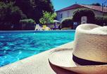 Location vacances Rouffignac - Au Domaine Bardon-1