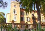 Location vacances Roquebrune-sur-Argens - Holiday Home Château de Vaucouleurs-1