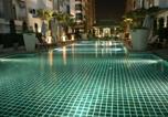 Location vacances Bangkok - Metropark Sathorn-2