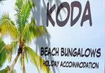 Location vacances Mission Beach - Driftwood - Koda Beach Bungalow 5-3
