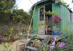 Location vacances Saint-Hilaire-de-Brethmas - Une roulotte à la campagne-4