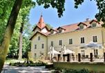 Hôtel Rawa Mazowiecka - Pałac Kobylin-1