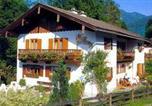Location vacances Ramsau bei Berchtesgaden - Alpenpension Auengrund-1