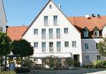 Hôtel Landshut - Hotel Posthalter-1