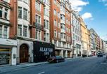 Location vacances London - Luxury Apartment in Berkeley Street-1