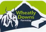 Location vacances New Plymouth - Wheatly Downs Farmstay-3