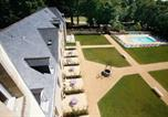 Hôtel Ploemel - Chateau De Keraveon-4