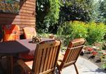 Location vacances Seeboden - Gartenwohnung Gretl mit Biotop in Seenähe-3