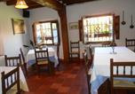 Hôtel Aldealengua de Santa María - Hotel Rural El Caz del Molino-4
