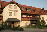 Hôtel Bischofsgrün - Braukeller-3