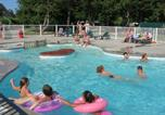 Camping avec Piscine Beaumont-Hague - Camping Le Haut Dick-1