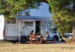 Camping en Bord de mer Croatie - Maistra Camping Amarin-3