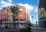 Location vacances Tuineje - Apartamento en 1ª linea de playa-2