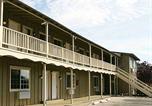 Hôtel Clearlake - Lamplighter Motel Clearlake-1