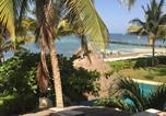 Location vacances Isla Mujeres - Villa Estilo Mexicano Frente al Mar Caribe-4