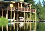 Location vacances Chilliwack - Executive Waterfront Chalet Ski Lodge Near Mt. Baker-4