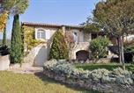 Location vacances Cabrières-d'Avignon - Villa in Gordes V-4