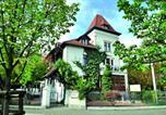 Hôtel Wolmirstedt - Hotel am Kurpark-3