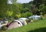 Camping 4 étoiles Sainte-Colombe-de-Villeneuve - Yelloh! Village - Le Lac Des 3 Vallees-4