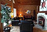 Location vacances Saint-Jean-de-Matha - Aksotha 4br Chalet - Domaine Val Nature-2