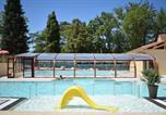 Camping  Acceptant les animaux Vitrac - Camping La Butte-1