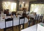 Location vacances  Zambie - Zebra Guest House-4