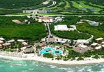 Villages vacances Solidaridad - Two-Story Penthouse, Beach Club & Yoga Setting-1