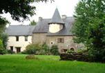 Location vacances Loscouët-sur-Meu - Le Manoir des Fées-1
