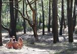 Camping  Naturiste Hourtin - Chm de Montalivet-4