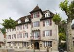 Hôtel Brivezac - Hôtel Le Beaulieu