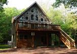 Location vacances Jim Thorpe - Timber House-2
