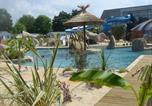 Camping avec Parc aquatique / toboggans Saint-Jean-Trolimon - Kel Air Vacances sur camping Escale Saint Gilles-1