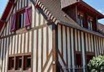 Location vacances Cricqueboeuf - Holiday home Mer et Soleil-2