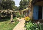 Location vacances Saumane-de-Vaucluse - Le studio Saint-Antoine-1