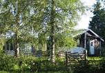 Location vacances Berg - One-Bedroom Holiday home in Svenstavik-4