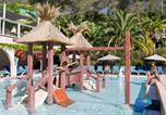 Camping 4 étoiles Puget-sur-Argens - Camping Frantheor Frejus-1