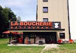 Hôtel 4 étoiles Saint-Etienne-de-Baïgorry - Kyriad Prestige Pau – Palais des Sports-3
