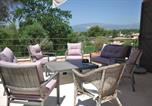 Location vacances Roquefort-les-Pins - Holiday Home Chemin 03-4