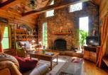 Location vacances Highlands - Cherokee Creekside Cabin-2