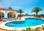 Location vacances Benissa - Abahana Villa Nao-3