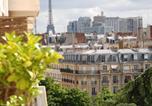 Location vacances Boulogne-Billancourt - Studios Paris Appartement Harmony-2