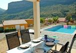 Location vacances La Charce - Holiday home Lot Beausoleil-1