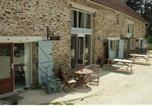 Location vacances Magnac-Bourg - Holiday Home Bretagne Coussacbonneval-3
