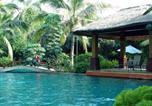 Location vacances Sanya - Sanya Letaoxuan Seaview Apartment-1