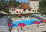 Location vacances La Trimouille - Residence Vvf Villages La Bussiere