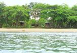 Location vacances Cahuita - Mother Dear Ocean Cottages-2